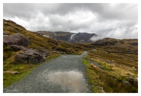 Snowdon - Miner's Track